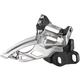 Shimano XT Fd-M785 2X10 Front Derailleur Clamp, Dual Pull, Top Swing