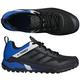 Adidas Terrex Trail Cross SL Shoes 2019 Men's Size 7 in Black/Carbon/Blue