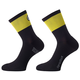 Assos Cento Evo8 Socks Men's Size Large in Volt Yellow