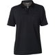 Fox Redplate 360 SS Tech Polo Men's Size Extra Large in Black/Black