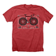 Twin Six Summer Mix T-Shirt 2019 Men's Size XX Large in Red