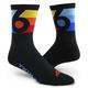 Twin Six Grand Prix Socks 2019 Men's Size Small/Medium in Black