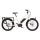 Benno Boost E 10D Step Through E-Bike Putty Gray