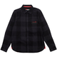 Leatt Shirt Core Men's Size XX Large in Black Plaid