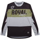Royal Race L/S Jersey 2019 Men's Size Small in Green/Black Heather