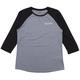 Dakine Raglan Women's Tech 3/4 Shirt Size Large in Black