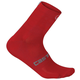 Castelli Quattro 9 Socks 2019 Men's Size Large/Extra Large in Red