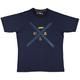 Leatt Stadium T-Shirt 2019 Men's Size XX Large in Navy
