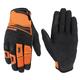Dakine Cross-X Gloves 2019 Men's Size Extra Large in Vibrant Orange