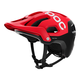 POC Tectal Helmet 2019 Men's Size Extra Small/Small in Prismane Red