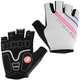 Castelli Wmn's Docissima 2 Gloves 2019 Women's Size Large in Hibiscus