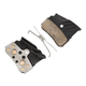 Shimano N04C Disc Brake Pads Metal Pad with Fin and Spring