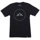 Tasco Sessions Bipolar Ride T-Shirt - Sea 2 Sky 2019 Men's Size Extra Large in Black