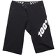 100% R-Core X Shorts 2019 Men's Size 38 in Black