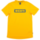 ION Scrub S/S Tee Jersey 2019 Men's Size Extra Large in Smiley Yellow