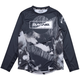 Dakine Thrillium L/S Team Aggy Jersey Men's Size Extra Large in Black
