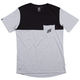 ION Seek AMP S/S Tee Jersey 2019 Men's Size XX Large in Grey Melange