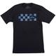 Tasco Sessions Bipolar Ride T-Shirt - Tonal Blue CheckMate Men's Size Extra Large
