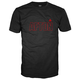 Afton Crew Tee 2019 Men's Size Extra Large in Maroon