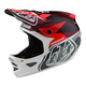 Troy Lee Designs D3 Jet Carbon MIPS 2019 Men's Size XX Large in Jet Sram Red