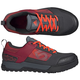 Five Ten Impact Pro TLD Shoes 2019 Men's Size 12 in Carbon/Strong Red/Solar Red
