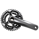 Shimano XTR Fc-M9120-2 Cranks 175mm, 168mm Q-Factor, 148mm Boost