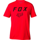 Fox Legacy Moth SS Tee Men's Size XX Large in Dark Red