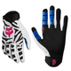 Fox Flexair Gloves LE Zebra 2019