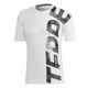 Adidas Trail Cross Tee Jersey 2019 Men's Size XX Large in Grey Five
