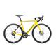 Wilier Cento10Pro Disc Ultegra Bike 2019 Yellow/Blk, Medium