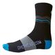 DHDWEAR Zigzag Socks Men's in Black