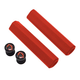 Red Monkey Erconomic 6.5mm Grips Red