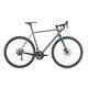 Niner RLT 9 Steel 2-Star Bike 2020 Forge Grey/Baja Blue 62cm