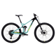 Marin Alpine Trail 8 Bike 2020 Gloss Teal/Black/VIS Yellow Large