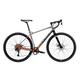 Marin Gestalt X10 Bike 2020 Satin Silver/Gloss Orange to Black Fade 60