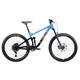 Marin Hawk Hill 3 Bike 2020 Gloss Cyan/Magenta/Black/VIS Yellow Large