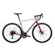 Marin Gestalt 1 Bike 2020 Satin Silver/Gloss Crimson 54