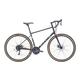 Marin Four Corners Bike 2020 Gloss Blue/Dark Blue/Tan X-large
