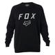 Fox Legacy Crew Fleece Men's Size XX Large in Midnight