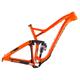 Niner Rip 9 Rdo Rock Shox Frame Orange, X Large, Rock Shox, Carbon