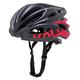 Kali Loka Valor Helmet Men's Size Large/Extra Large in Matte Black/Red
