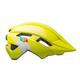 Bell Sidetrack II Toddler Helmet in Yellow Rainbow