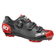 SIDI Trace 2 MTB Shoes Men's Size 50 in Black/Black