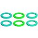 Magura Two Piston Caliper Rings Neon Green, Cyan, Mint Green