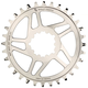 Wolf Tooth DM Chainring For Cane Creek & SRAM Cranks Nickel, 34T