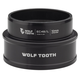 Wolf Tooth Lower Headset Cup Extender Black, ZS56/40, 10mm