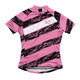 Twin Six The Masher Women's Jersey Size Extra Large in Pink/Black