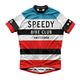 Twin Six The SBC Amsterdam Jersey Men's Size Extra Large in Red/White