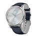 Garmin Vívomove Luxe Watch 24K Gold PVD Case W/ White Le