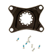 SRAM RED & Force AXS 107BCD Crank Spider BLAST BLACK, 107BCD, 8 BOLTS INCLUDED
